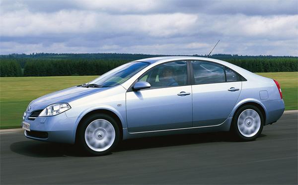 Nissan Primera Automatic - Eos Travel